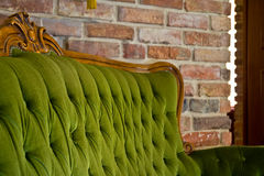 Antique Sofa Stock Image
