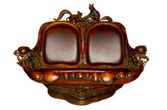 Antique sofa Royalty Free Stock Photography