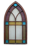 Antique Stained glass Window Royalty Free Stock Image