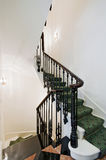 Antique stairs Stock Photography