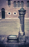 Antique standpipe Royalty Free Stock Image