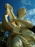 Antique statue Stock Images