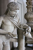 Antique statue Royalty Free Stock Images