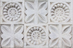 Antique stonework Stock Images