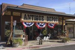 Antique Store, Boulder City, Nevada Stock Image