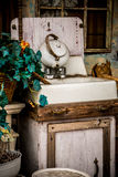 Antique Store. Located at old antique store in Ozark, Arkansas Stock Photography