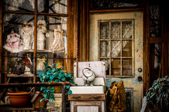 Antique Store Royalty Free Stock Images