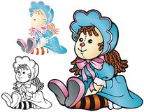 Rag Doll Stock Photos