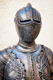Antique suit of armor Royalty Free Stock Photography
