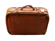 Antique Suitcase Royalty Free Stock Photo