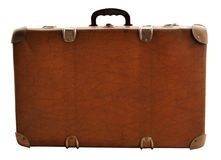 Antique Suitcase Stock Photos