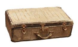 Antique Suitcase Stock Photo