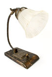 Antique table lamp Royalty Free Stock Photography