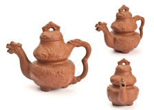 Free Antique Teapot Royalty Free Stock Photography - 42493277