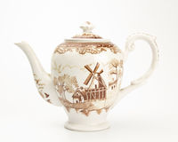 Antique teapot Royalty Free Stock Photography