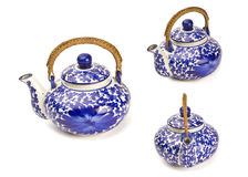 Antique teapot Royalty Free Stock Photos