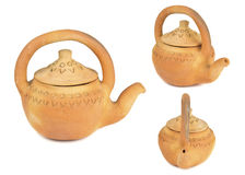 Antique teapot Royalty Free Stock Images