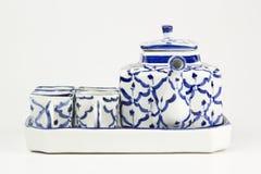 Antique teapot Stock Photo