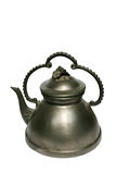 Antique teapot Stock Images