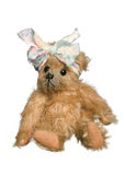 Antique teddy bear Stock Photography
