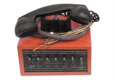 Antique Telephone Royalty Free Stock Photo
