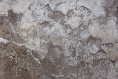 Antique textured wall from stone in Rome Royalty Free Stock Photo