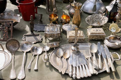 Antique things Royalty Free Stock Images