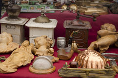 Antique things. Buy & sell antique & collectable items. An antique  is an old collectable item Stock Photos