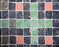 Antique tiles Stock Photo