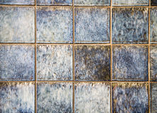 Antique tiles Stock Images
