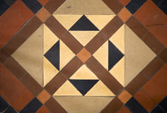 Antique tiles Stock Image