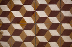 Antique tiles Stock Photo