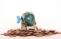 Bear Financial Market Royalty Free Stock Photos
