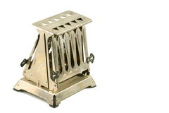 Antique toaster Royalty Free Stock Photography