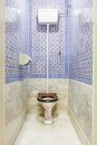 antique toilet Στοκ Εικόνες