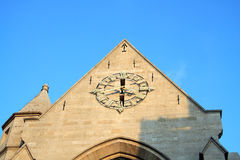 Antique Tower Clock Royalty Free Stock Photos