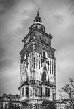 Antique town hall in Cracow, Poland Stock Images