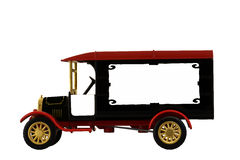 Antique toy truck model 1926 Royalty Free Stock Photography