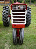 Antique Tractors. At the 62nd annual Cornish Fair, Cornish, New Hampshire. Country fresh family fun stock photos