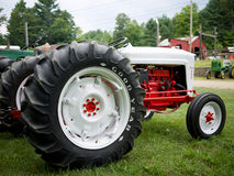 Antique Tractors Royalty Free Stock Photography