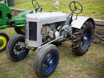 Antique Tractors. At the 62nd annual Cornish Fair, Cornish, New Hampshire. Country fresh family fun royalty free stock photo