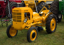 Antique tractors at an annual agricultural event in paducah Stock Photography