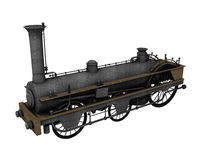 Antique train royalty free stock images