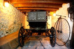 Antique Transport Royalty Free Stock Photos