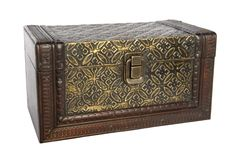 Antique Treasure Chest Royalty Free Stock Photo
