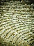 Antique tribune. Of  greec theatre Royalty Free Stock Image
