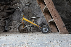 Antique tricycle Stock Photos