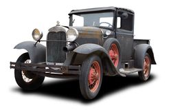 Antique Truck Royalty Free Stock Photo