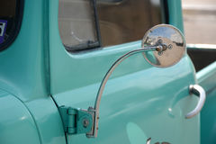 Antique truck detail Royalty Free Stock Photo