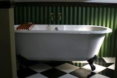 Antique tub Stock Images